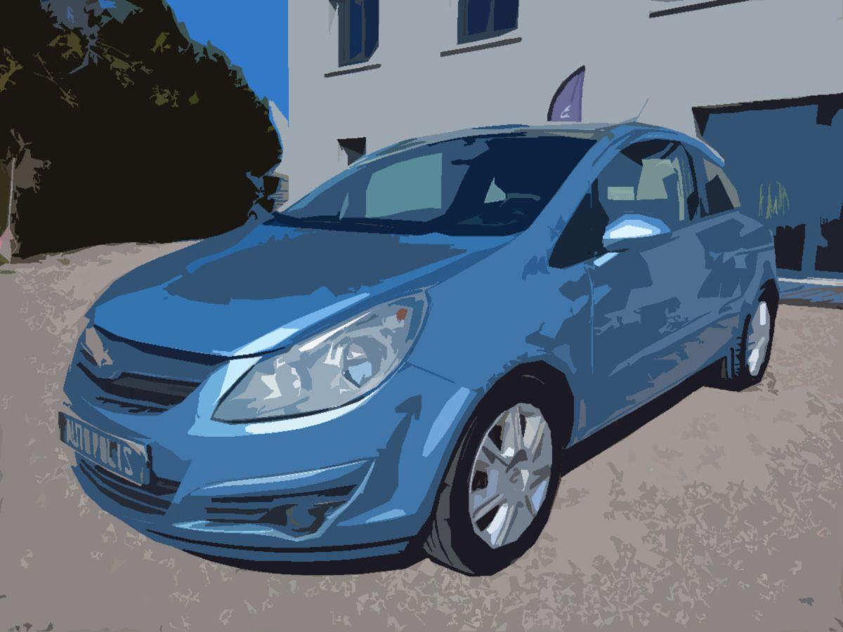 Opel Corsa D 1 3 Cdti 90 Cosmo 07 2008 132 453 Km 4950 Http