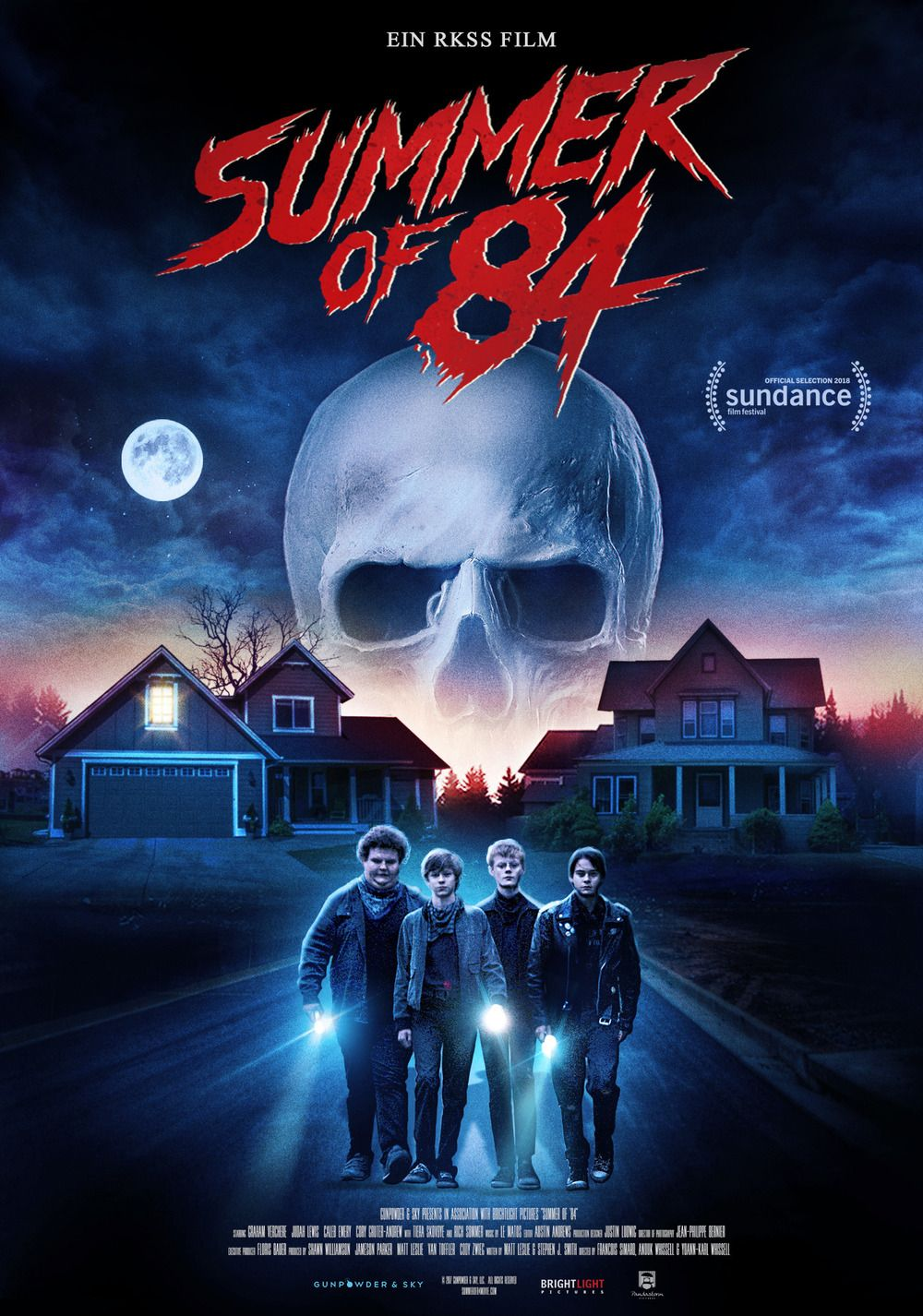 Summer Of 84 With Images Full Movies Sci Fi Horror Movies