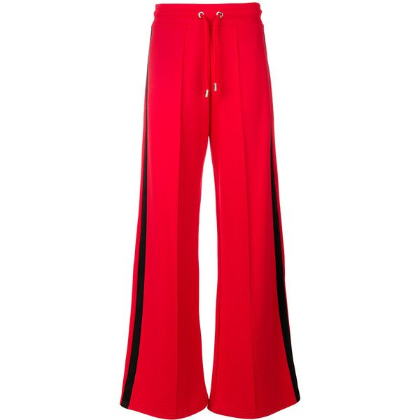f22711ad2ebf Tommy Hilfiger Tommy x Gigi wide leg trousers ($151) â ¤ liked on Polyvore  featuring