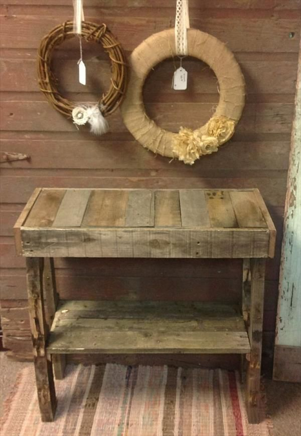 25 Unique Diy Pallet Table Ideas Wood Pallets Diy Pallet