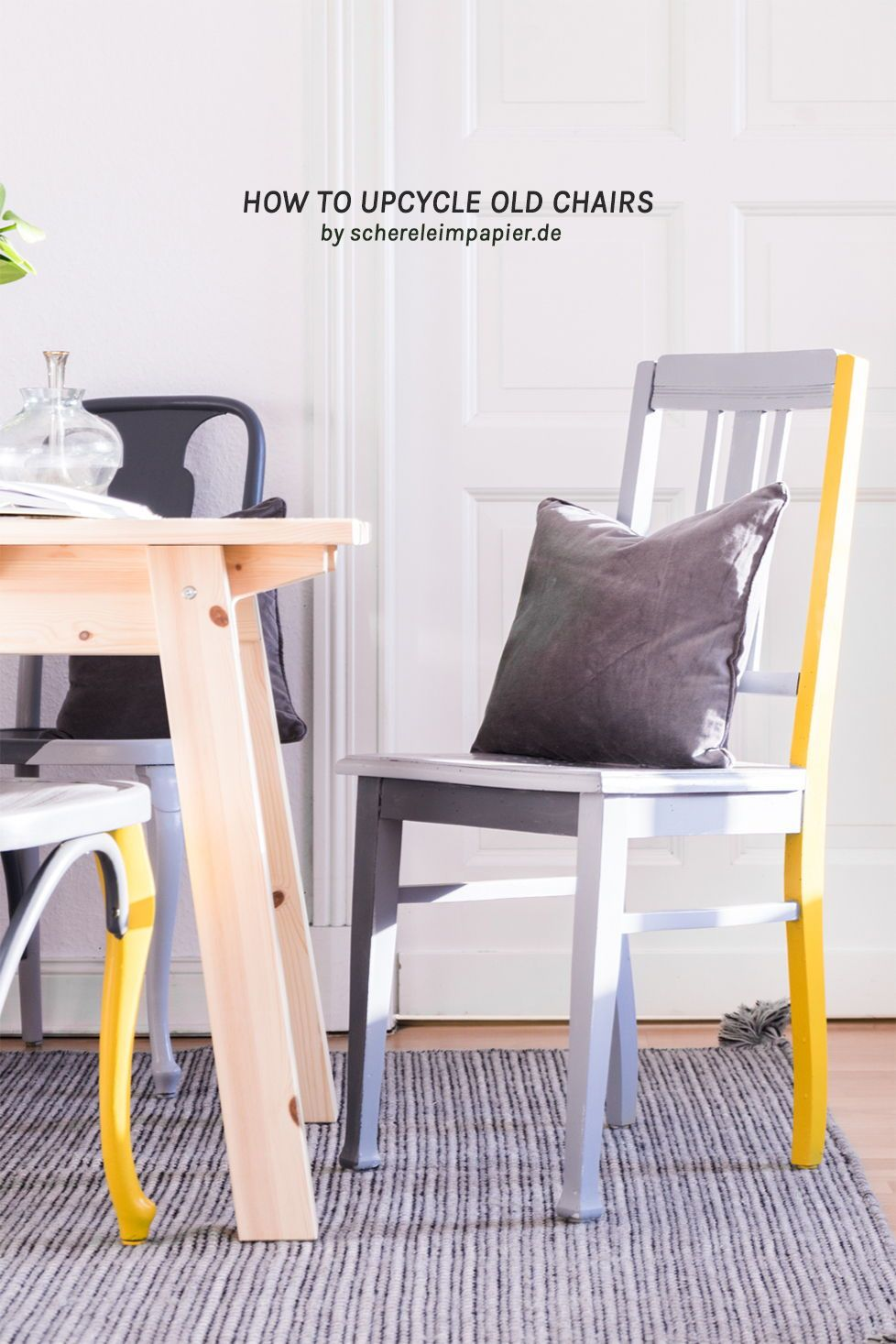 Upcycling Mobel Diy Mein Esszimmer Makeover Diy Everything