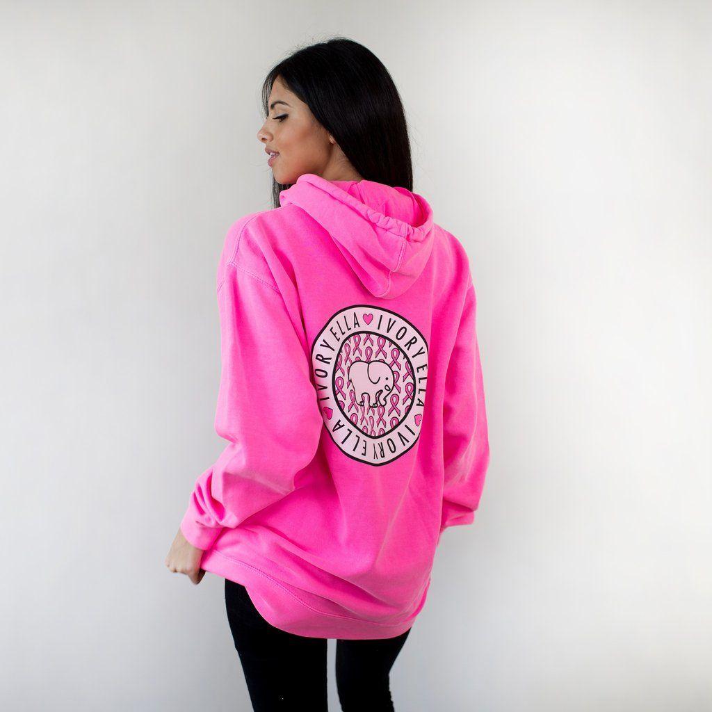 Oversized Sweatshirt Neon Pink c0vcTS4Q