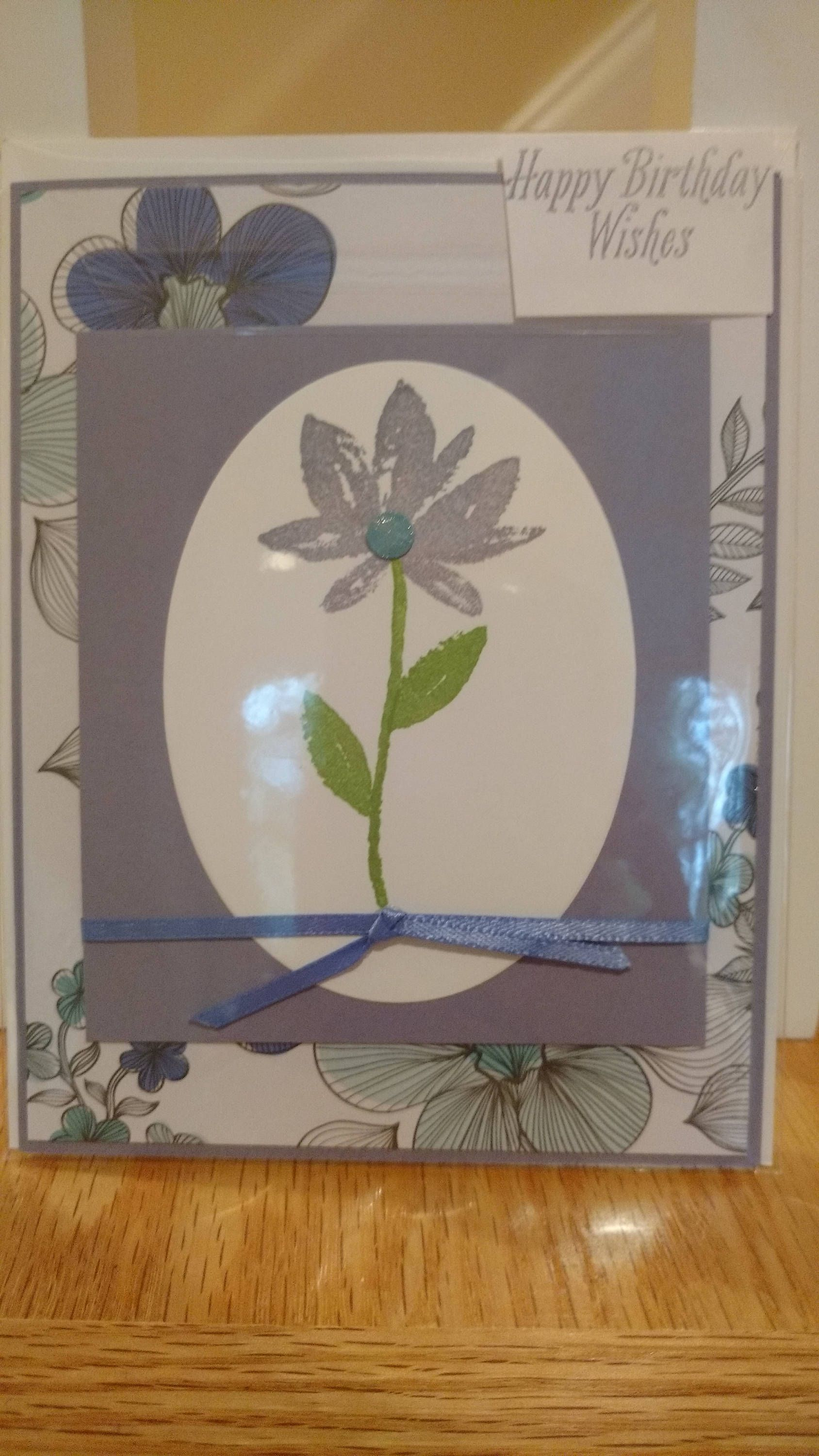 Handmade birthday cards by kmccardcreations on etsy handmade cards