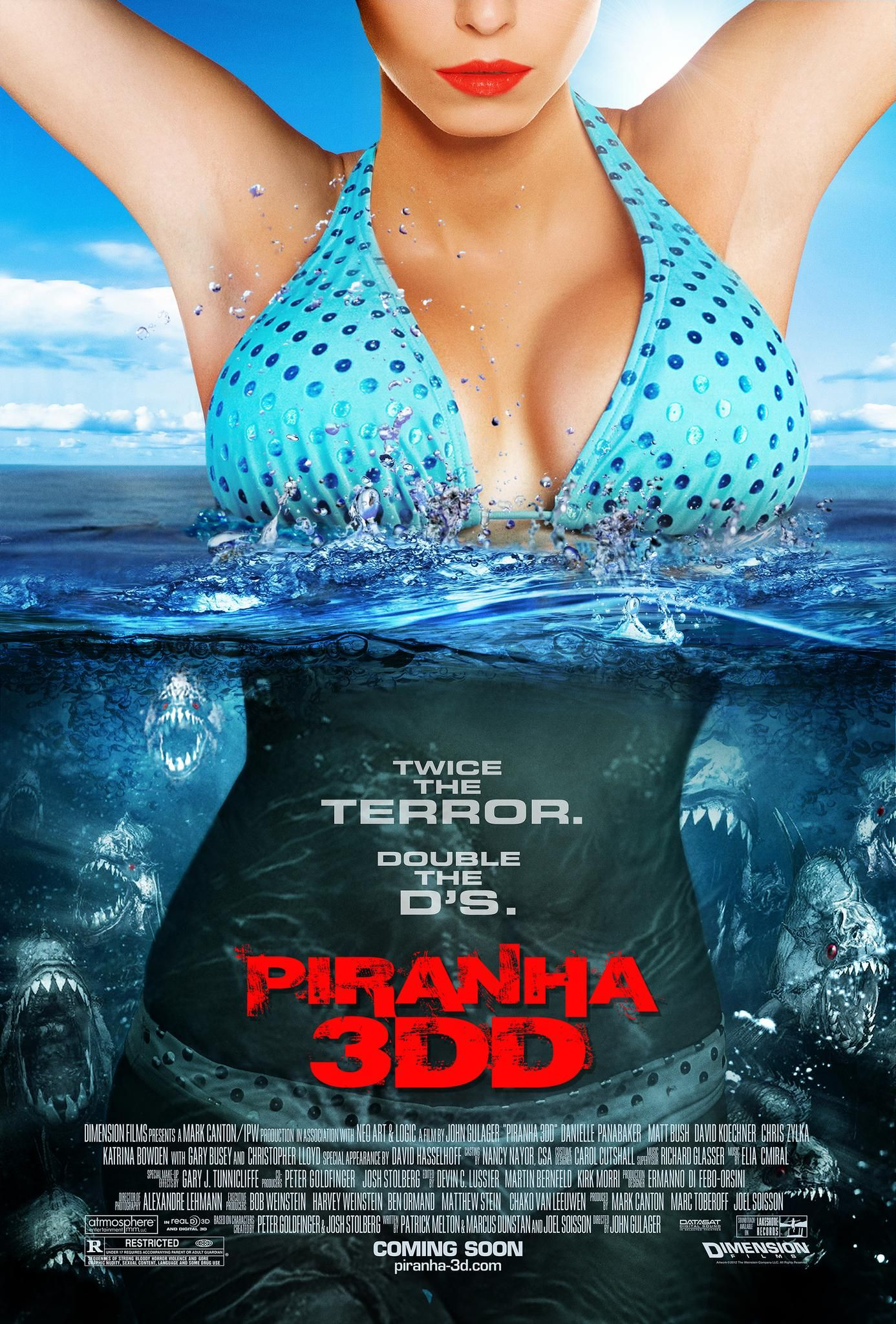 Pin On 3d Movie Posters