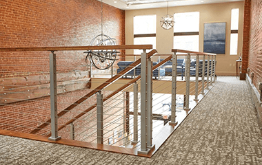 Best Cable Railing Cost Comparison In 2020 Modern Staircase 400 x 300