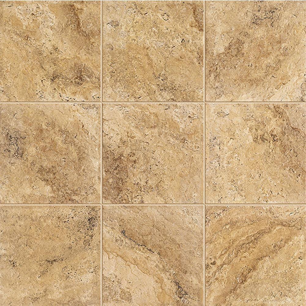 MARAZZI Travisano Navona 12 in. x 12 in. Porcelain Floor and Wall ...