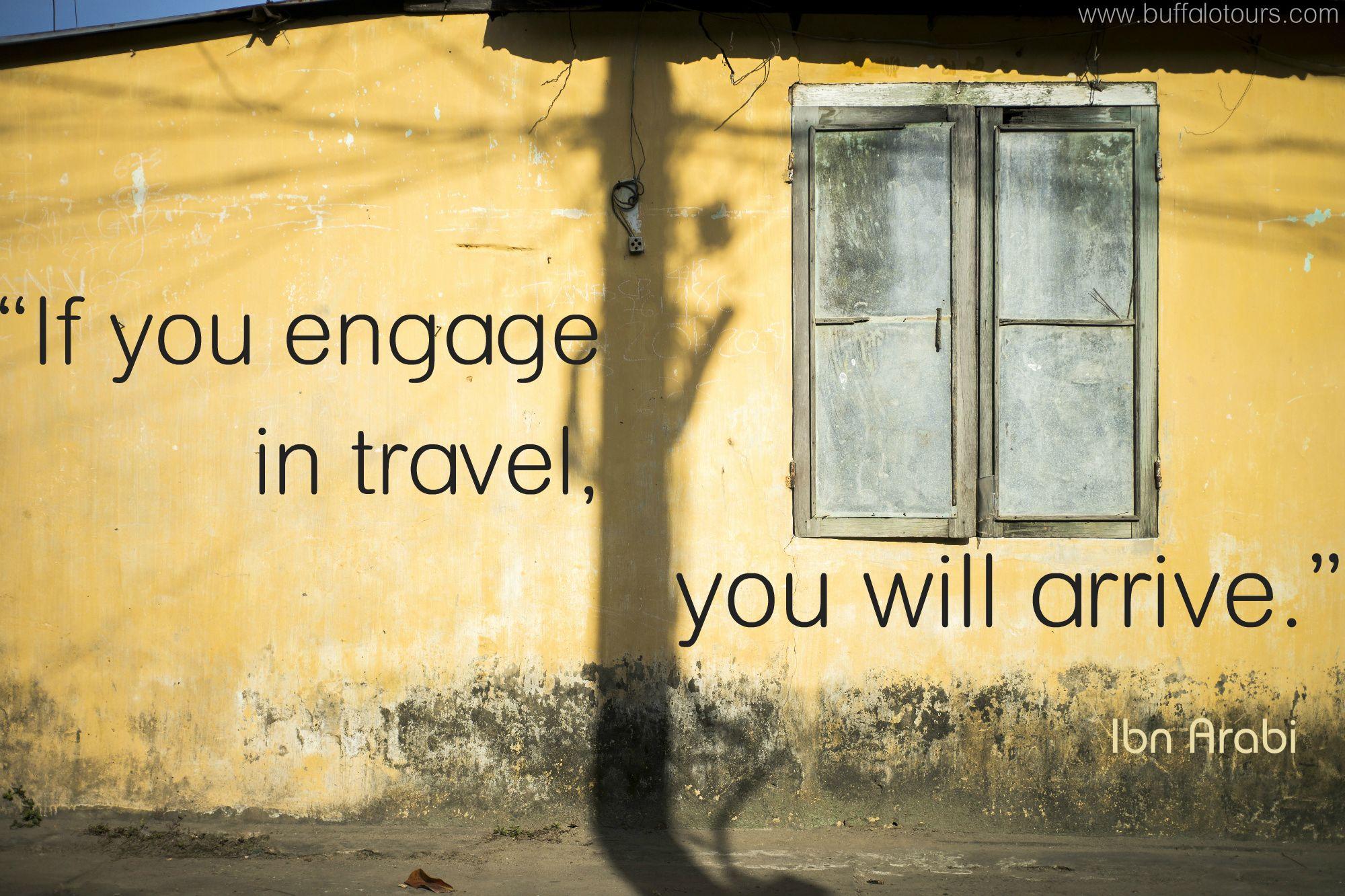 Inspiring travel words! #travelquote #wanderlust   Travel ...