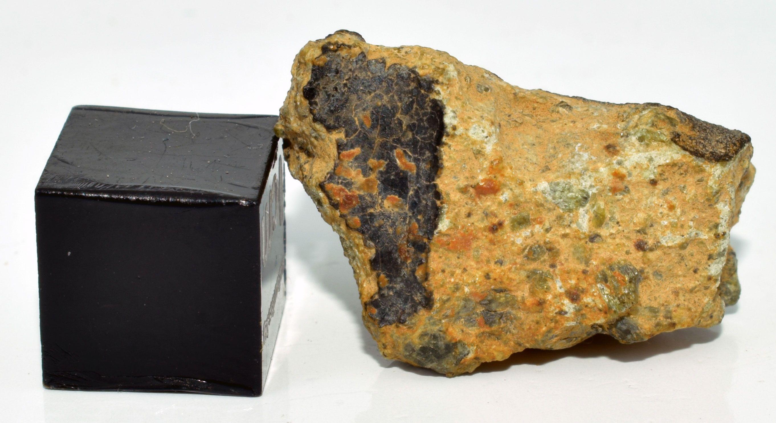 Diogenite Meteorite New Find Iron Meteorite Meteorite Stone