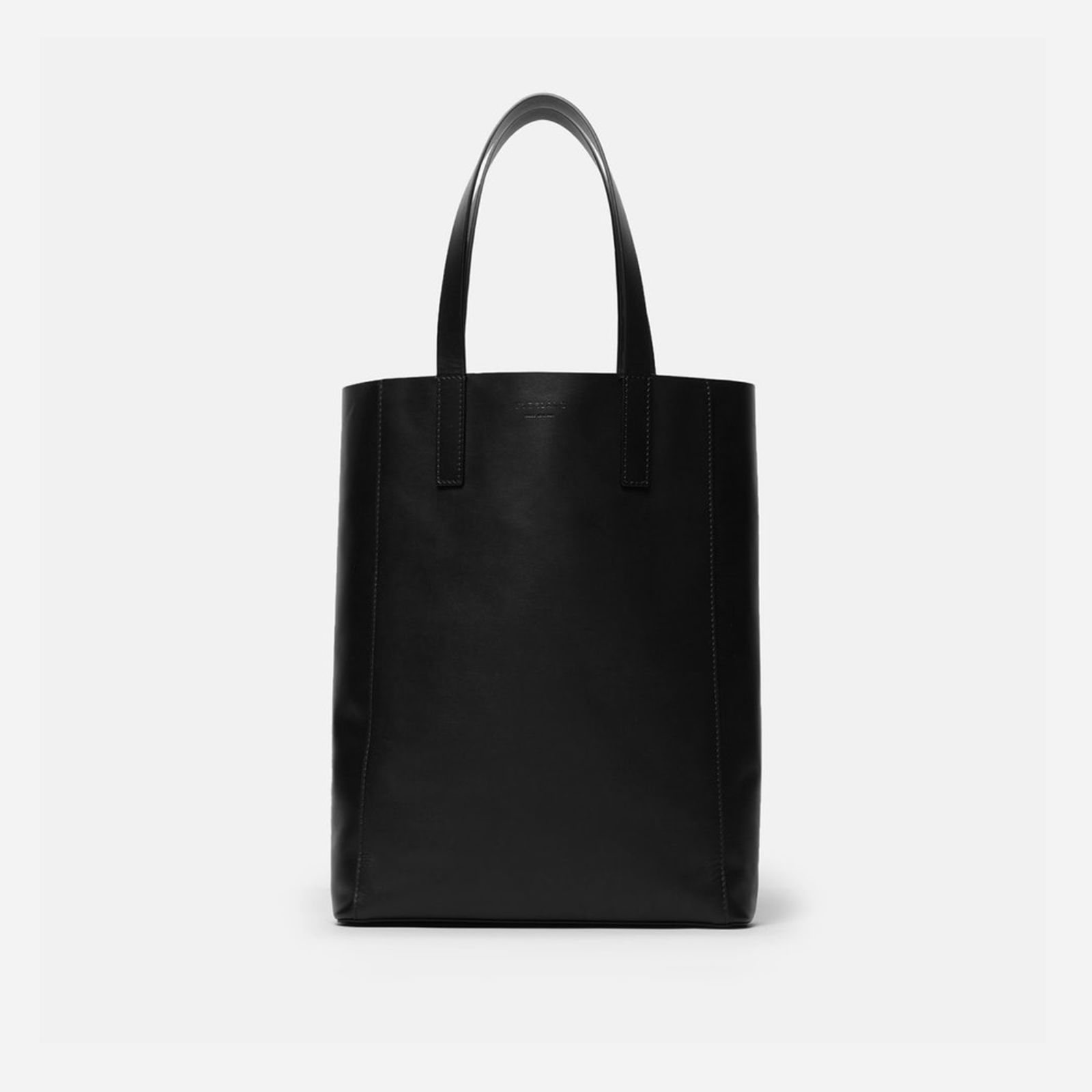 769f7d2d3073 Women s Leather Magazine Tote Bag by Everlane in Black