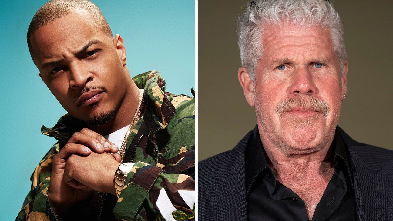 T I And Ron Perlman Are Joining Milla Jovovich In Monster Hunter Check Out Tip S Post Ron Perlman Monster Hunter Movie It Movie Cast