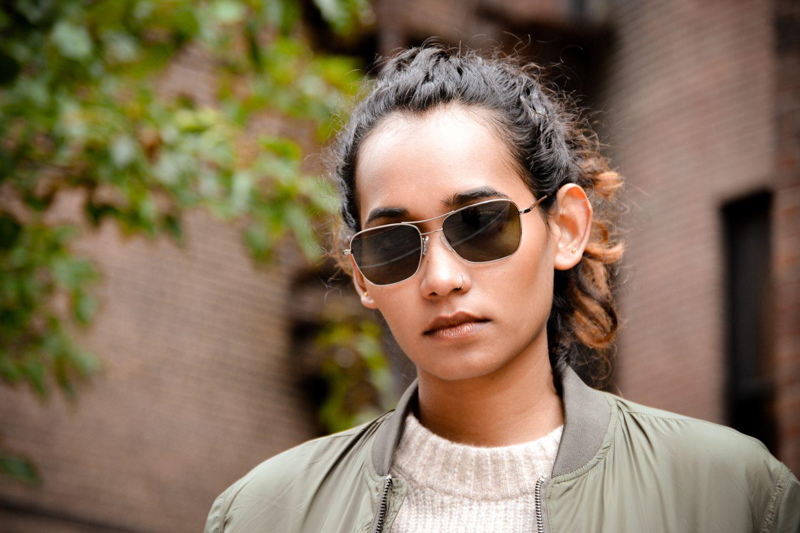 Randolph Corsair Sunglasses Comfortable fashion, Women