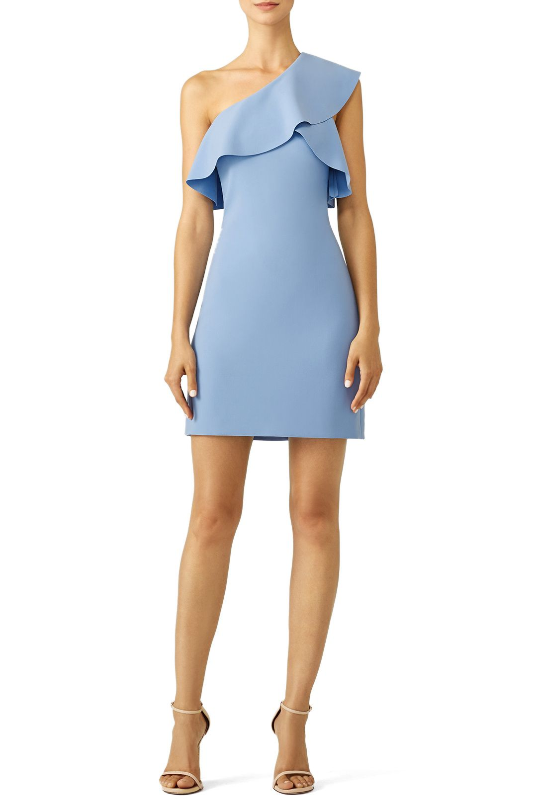 Rent Blue Jerard Dress by Elizabeth and James for $45 - $65 only at ...