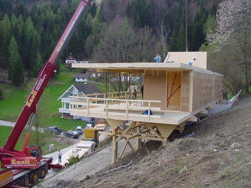 Wohnbuhne Galerie Holzbau Stiegler Kg Wohntraume Und Lebensraume