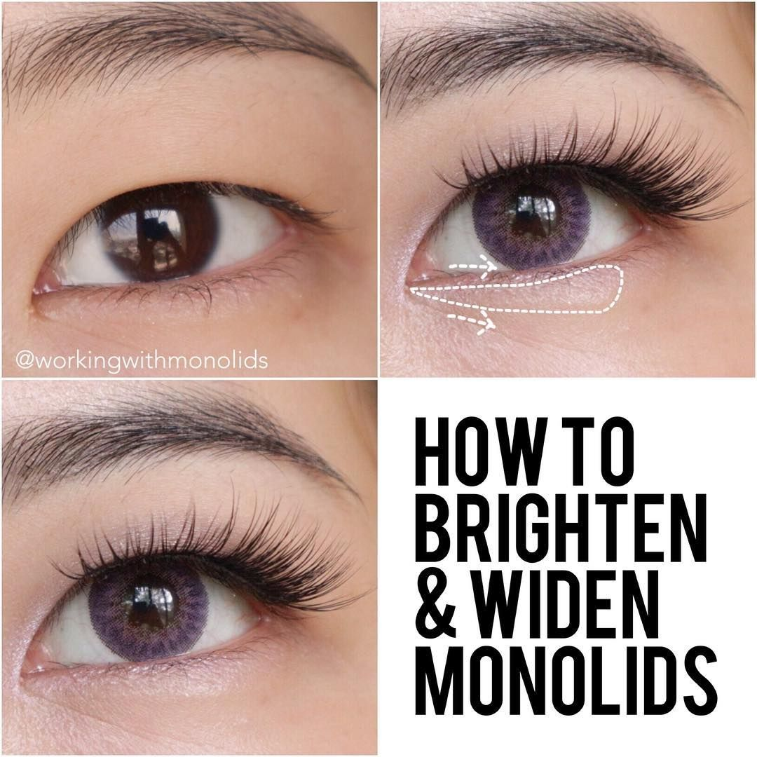 How to brighten monolids asian eyes beauty asianbeauty how to brighten monolids asian eyes beauty asianbeauty baditri Choice Image