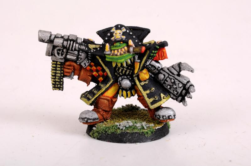 24++ Space orc info