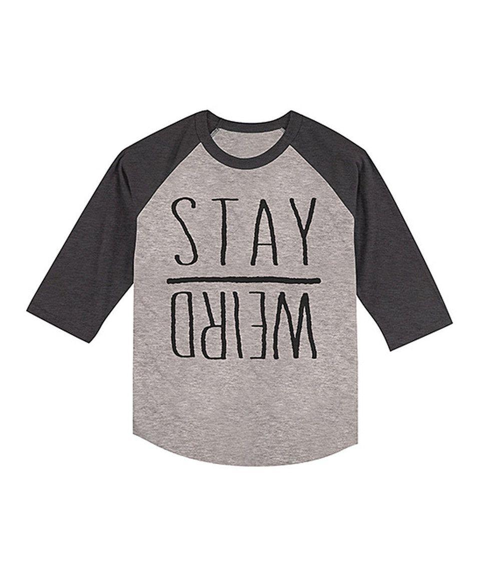 Mashed Clothing Im The Best Toddler//Kids Raglan T-Shirt