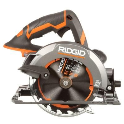 99 new 65 blade ridgid x4 18 volt cordless circular saw console 65 blade ridgid x4 18 volt cordless circular saw console tool only r8651b the home depot greentooth Gallery