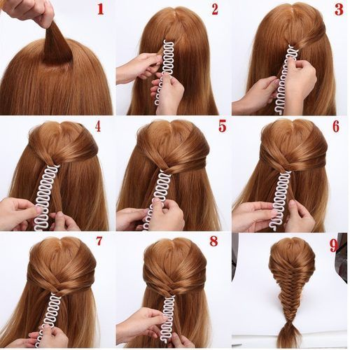 Magic Hair Braiding Styling Accessory Cool Braid Hairstyles Hair Braiding Tool Hair Styles