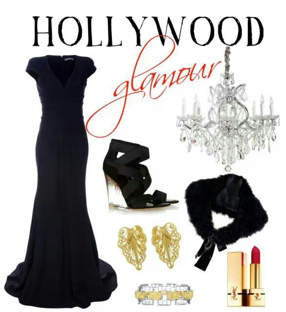 Hollywood Glamour Halloween Costume Idea Glamour Costumes