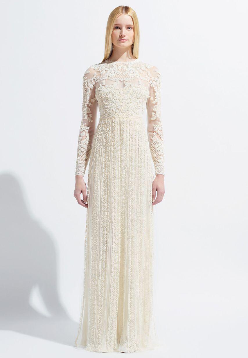 2104 Valentino Wedding Gown Wedding Dresses Pinterest