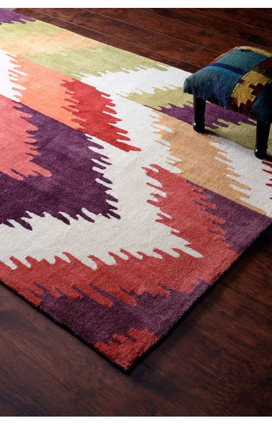 Rugs Usa Keno Ikat Acr211 Multi Rug Rugs Usa Summer Sale Up To 80 Off Area Rug Carpet Design Style Home Decor Interior Des Contemporary Rugs Rugs Gold Rug