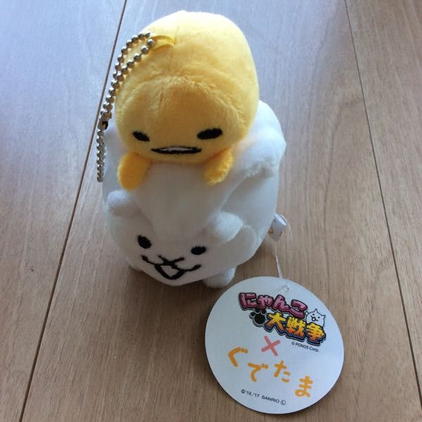 Gudetama X Battle Cats | Gudetama Goodies in 2019