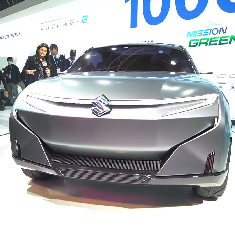 Maruti Suzuki Futuro e in 2020 Suzuki, Car, Opel