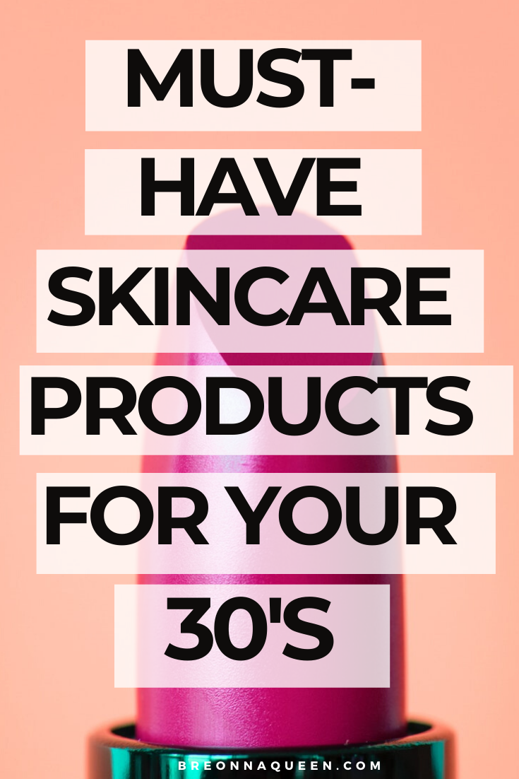 Best Skincare Products For Women In Their 30s In 2020 Skin Care 30s Natural Skin Care Diy Young Skin Care