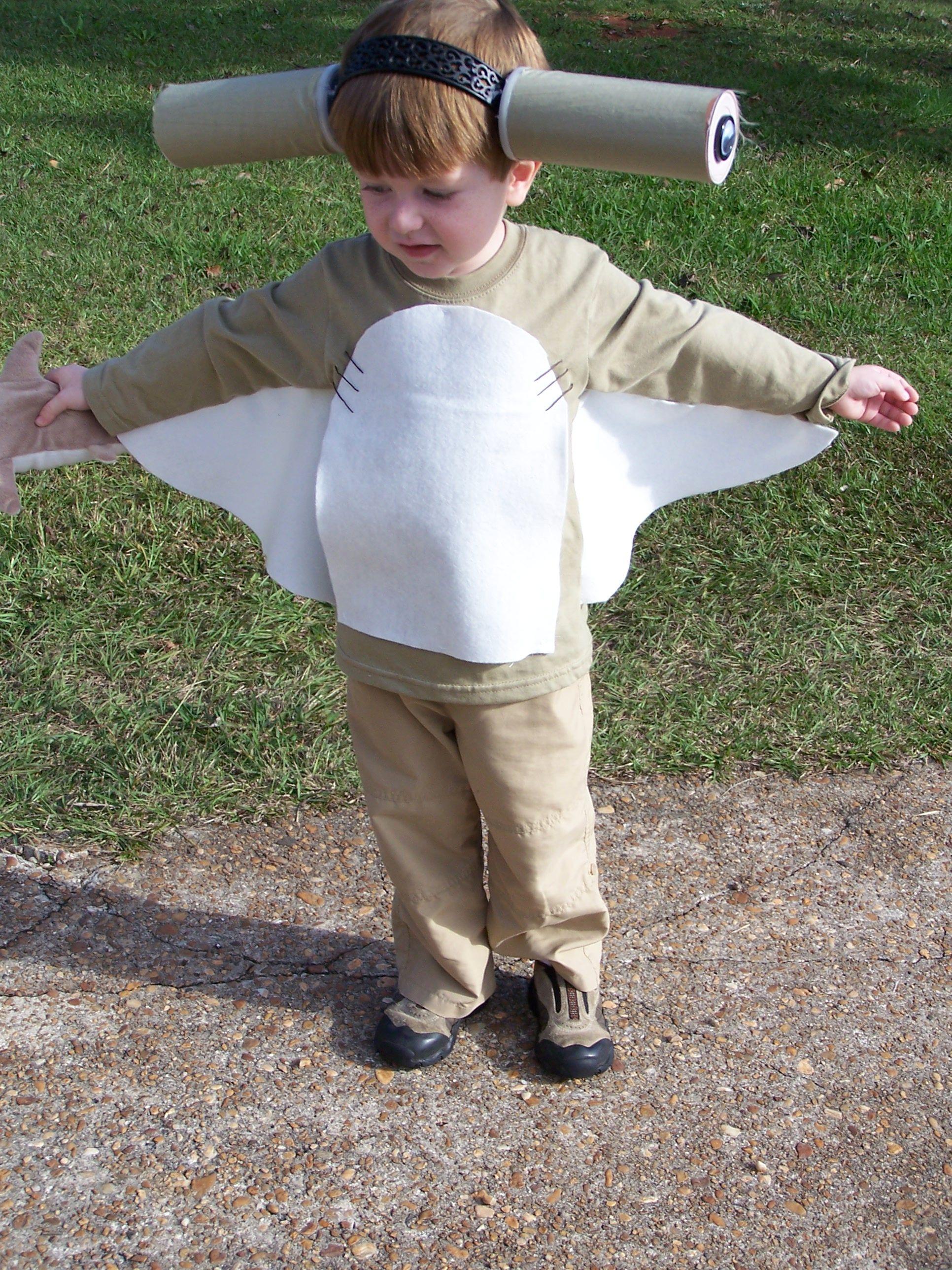 Hammerhead Shark Easy DIY Halloween Costume | Costumes ...
