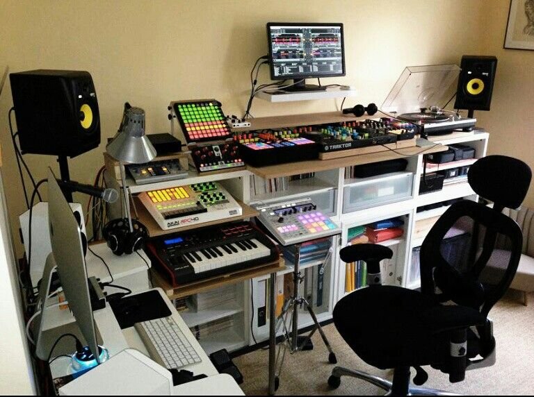 Simple Bedroom Recording Studio 480 best music rooms & home recording studios images on pinterest