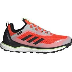 Photo of Adidas Herren Traillaufschuhe Terrex Agravic Flow Gore-Tex, Größe 43 ? In Solred/cblack/siggnr, Größ