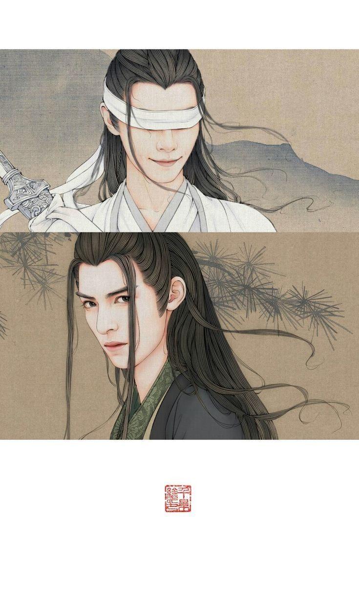ကိုယ္ျမတ္ႏိုးရတဲ့ Yizhan in 2020 Art, Anime, Drawings
