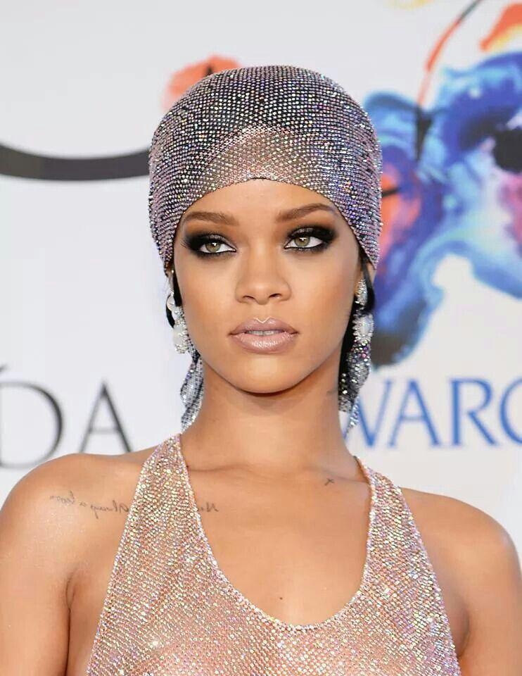 Rihanna looking fab