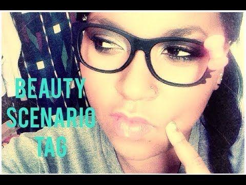 Beauty Scenario TAG   FashionShyChild