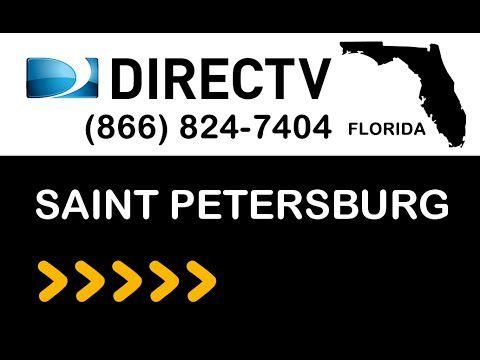 Saint-Petersburg FL DIRECTV Satellite TV Florida packages deals and offers
