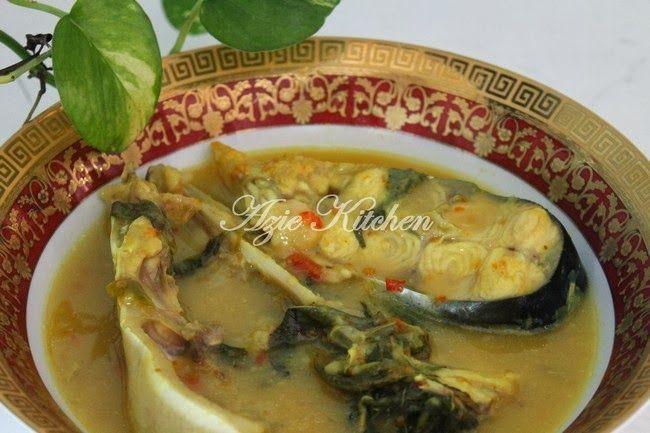 Azie Kitchen Masak Tempoyak Ikan Patin Resepi Asli Temerloh Food Temerloh Kitchen