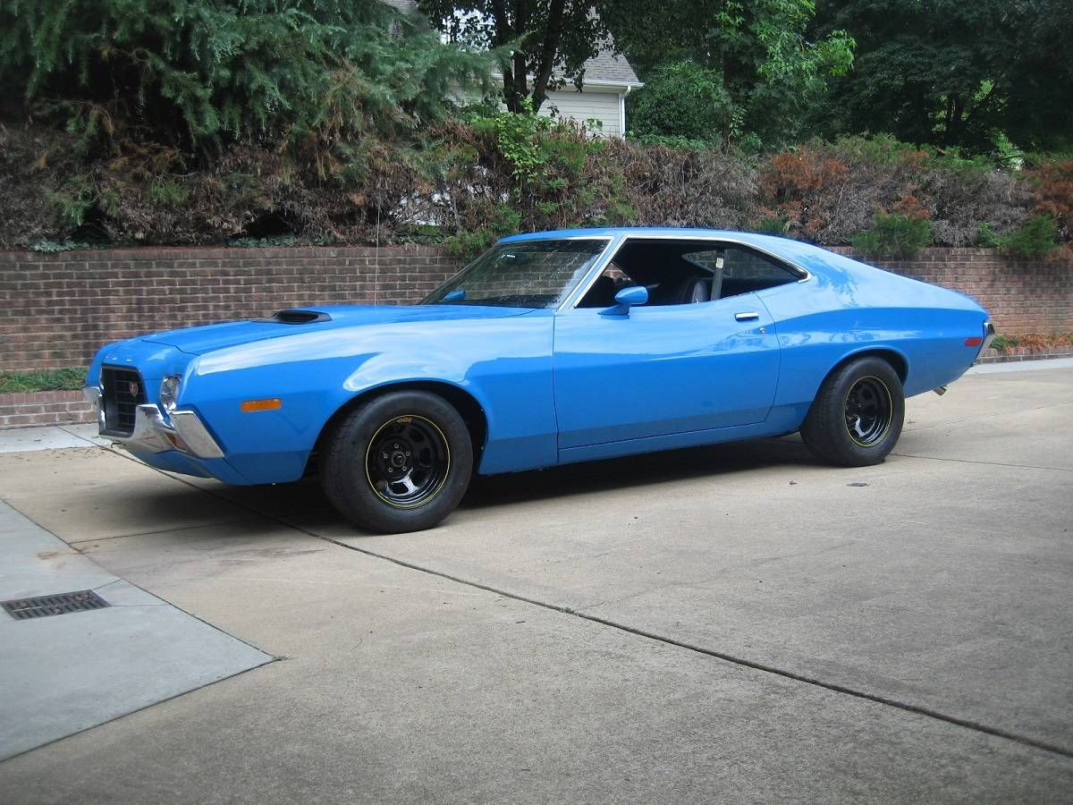 1972 Ford Gran Torino Fastback Coupe I Wish Pinterest 1970 Grand