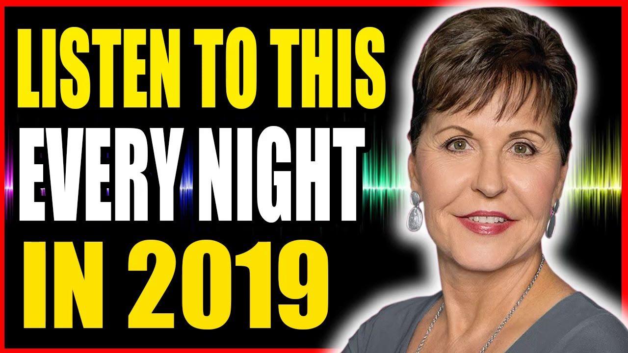 Joyce meyer latest sermons 2019 listen to this every