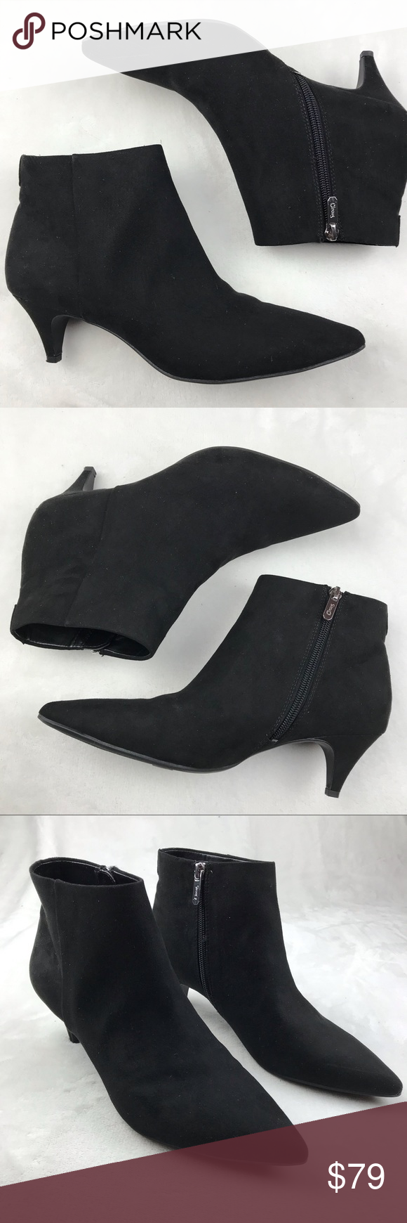 9484d860bd Sam Edelman Circus Booties The low-profile kitten heel make these Kirby  Booties super