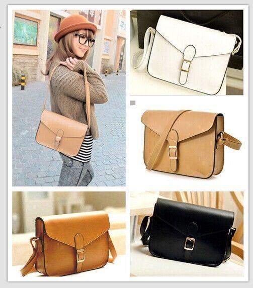 a352aff4b6 New fashion Women s PU Leather Satchel Shoulder Messenger Bag Handbag  xz001xz  Unbranded  MessengerCrossBody