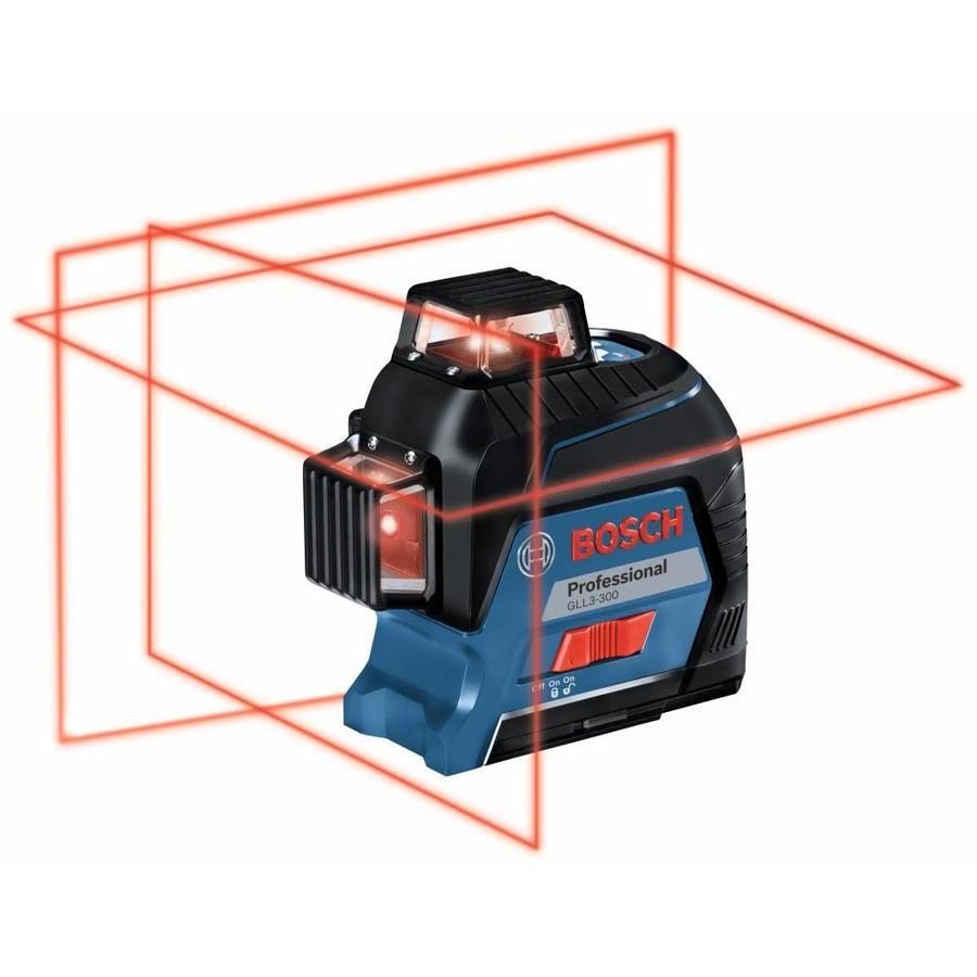 Bosch Visimax 200 Ft Red Beam Self Leveling Line Generator 360 Laser Level Kit Level Lowes Com Laser Levels Red Beam Bosch