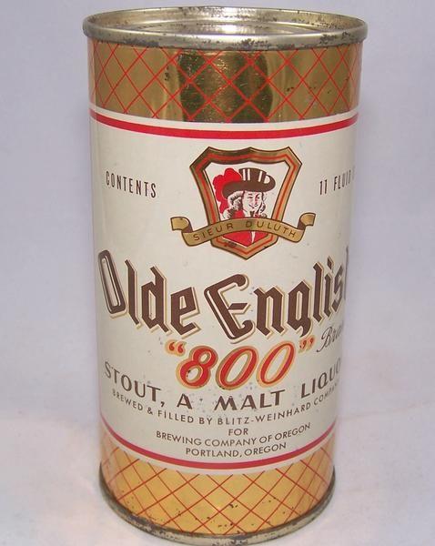 Stout Malt Liquor  Beer Label  Refrigerator Tool Box Magnet