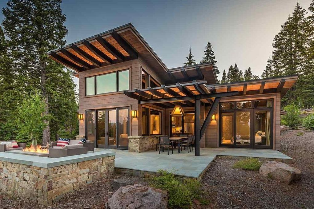 Check out the home I found in Truckee in 2020 Modern