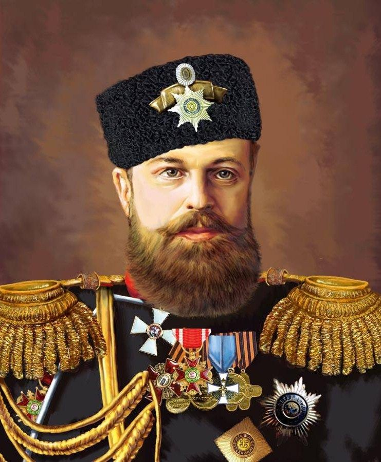 котласе недорого царь всея руси николай второй фото именно его укладке