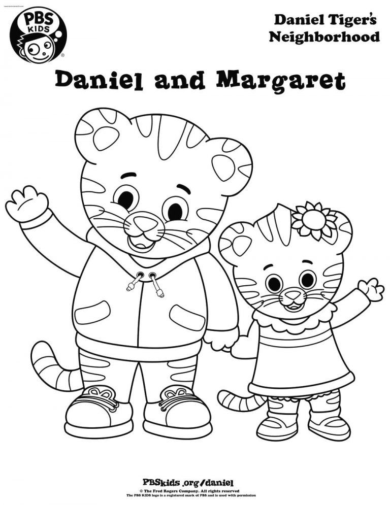 Daniel Tiger Coloring Pages Best Coloring Pages For Kids Daniel Tiger Daniel Tiger Birthday Daniel Tiger Birthday Party