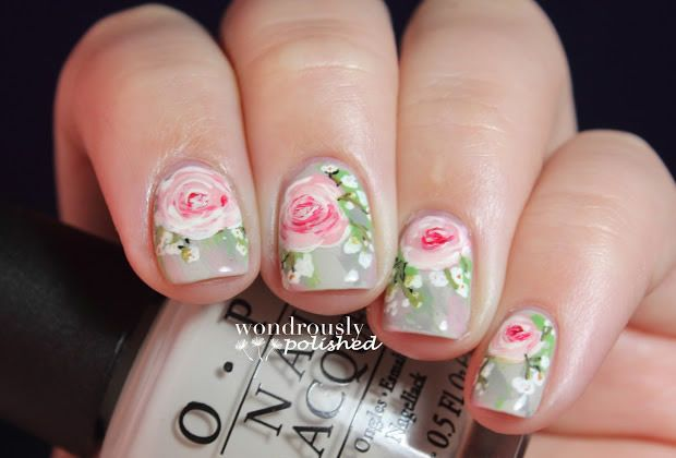 Modele Unghii Cu Flori Pictate 12 Diy Projects To Try Nail Art