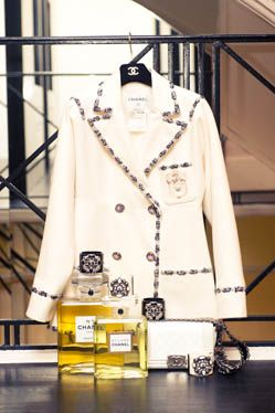 We discovered the throwback to the Coco days in the collection and Coveteur'd accordingly. All, CHANEL Paris-Bombay
