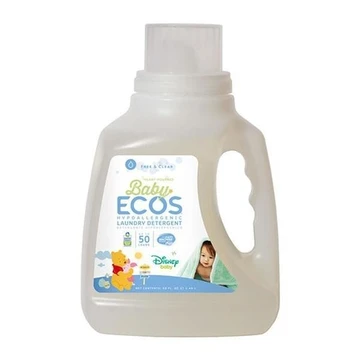 Earth Friendly Products Baby Ecos Free Clear Laundry Liquid 50floz 226742 Oc Laundry Detergent