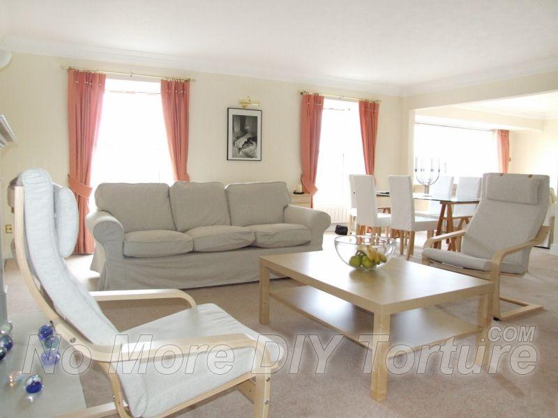 IKEA-Ektorp-Sofa-Lack-Coffee-Table-Poang-Chair   Apartment ...