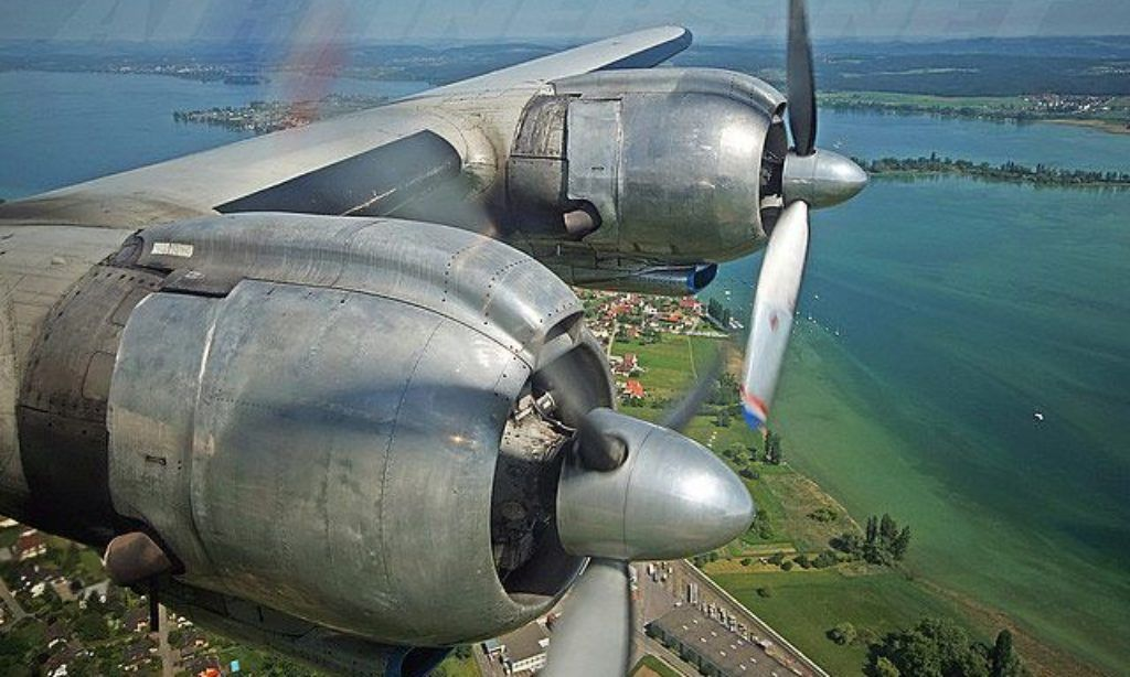 Heat Treating Solution Restoring Historic Planes to